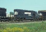 NS SD40-2 6179