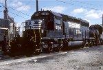 NS SD40-2 6190