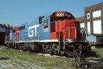 GTW GP38 6200