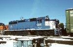 EMD SD40-2 6309