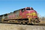 BNSF C44-9W 636