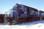 CR SD40-2 6381