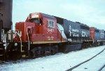 CN GP40 6401