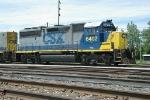 CSX GP40-2 6402