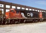 CN GP40-2 6414