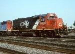 CN GP40-2 6417