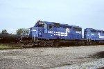 CR SD40-2 6462