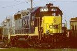 CSX GP40-2 6474