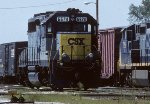 CSX GP40 6574