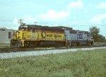 CSX GP40 6627