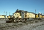 C&NW SD38-2 6658