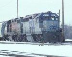 CSX GP40 6737