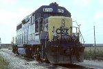 CSX GP40 6756