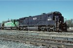 C&NW SD40-2 6810