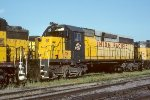 C&NW SD40-2 6822