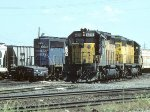 C&NW SD40-2 6919