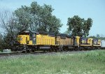 C&NW SD40-2 6924