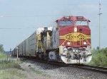 BNSF C44-9W 700