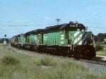 BN SD40-2 7122