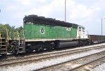 HLCX SD40-2 7149