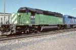 HLCX SD40-2 7169
