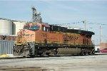 BNSF ES44DC 7328
