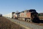BNSF C44-9W 736