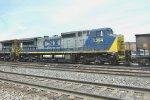 CSX C40-8W 7364