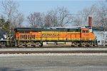 BNSF ES44DC 7432
