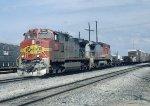 BNSF C44-9W 760