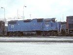 EMD GP38-2 765