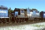 CR GP38AC 7658