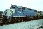 EMD GP38-2 786