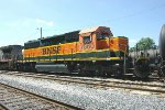 BNSF SD40-2 7860