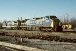 CSX C40-8W 7903