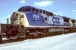 CSX C40-8W 7905