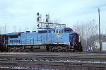 CSX C40-8W 7923