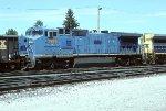 CSX C40-8W 7929