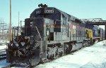 CSX SD40-2 8059