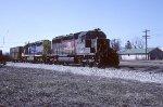 CSX SD40-2 8061