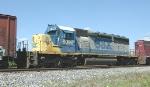 CSX SD40-2 8090