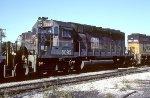 CSX SD40-2 8095