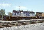 CSX SD40-2 8105