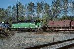 HLCX SD40-2 8141
