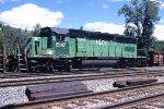 HLCX SD40-2 8147