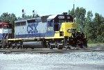 CSX SD40-2 8200