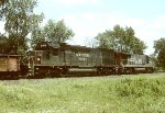 SP SD40T-2 8268