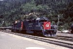 SP SD40T-2 8296
