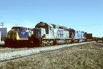 CSX SD40M-2 8302
