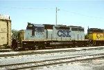 CSX SD40M-2 8312